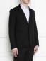 Пиджак из шерсти Jil Sander  –  Модель Верх-Низ