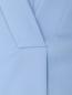 Рубашка из хлопка с V-образным вырезом DANIILBERG  –  Деталь