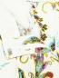 Свободные укороченные брюки с узором Philosophy Di Lorenzo Serafini  –  Деталь1