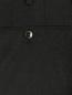 Брюки прямого кроя из шерсти PT01  –  Деталь