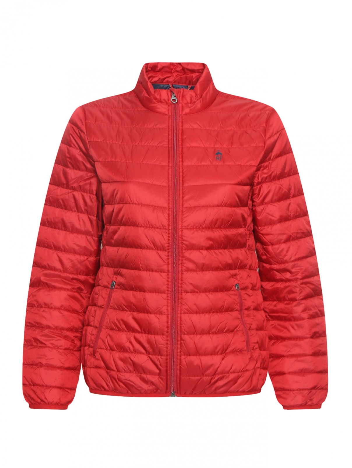Стеганая куртка на молнии Brooks Brothers  –  Общий вид