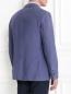Пиджак однобортный из льна и шелка LARDINI  –  Модель Верх-Низ1