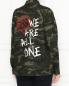 Куртка из хлопка с камуфляжным принтом Persona by Marina Rinaldi  –  МодельВерхНиз1
