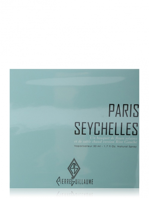 Туалетная вода 50 мл PARIS SEYCHELLES Collection Croisiere Generale Parfumerie - Общий вид