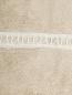 Полотенце из хлопковой махровой ткани с вышивкой La Perla  –  Деталь