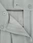 Укороченные брюки с декоративным поясом Emporio Armani  –  Деталь1