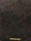 Кепка из шерсти с узором Stetson  –  Деталь