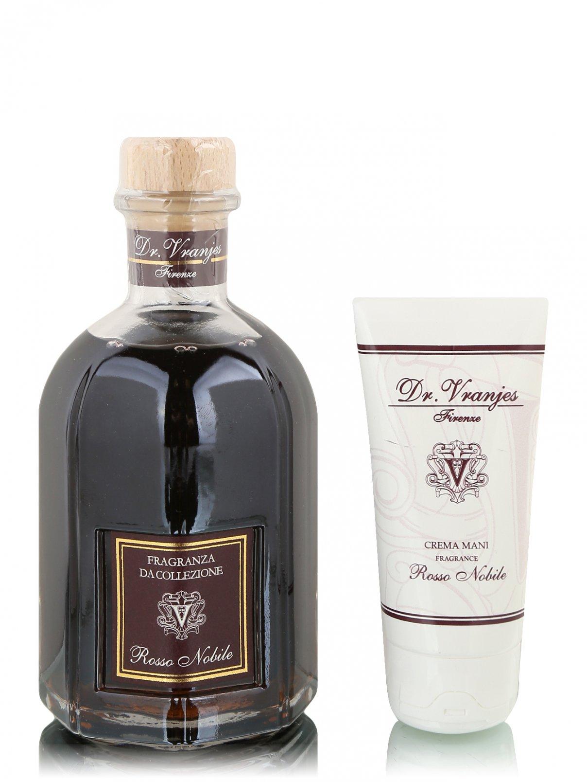 Набор Rosso Nobile Home Fragrance Dr. Vranjes  –  Общий вид
