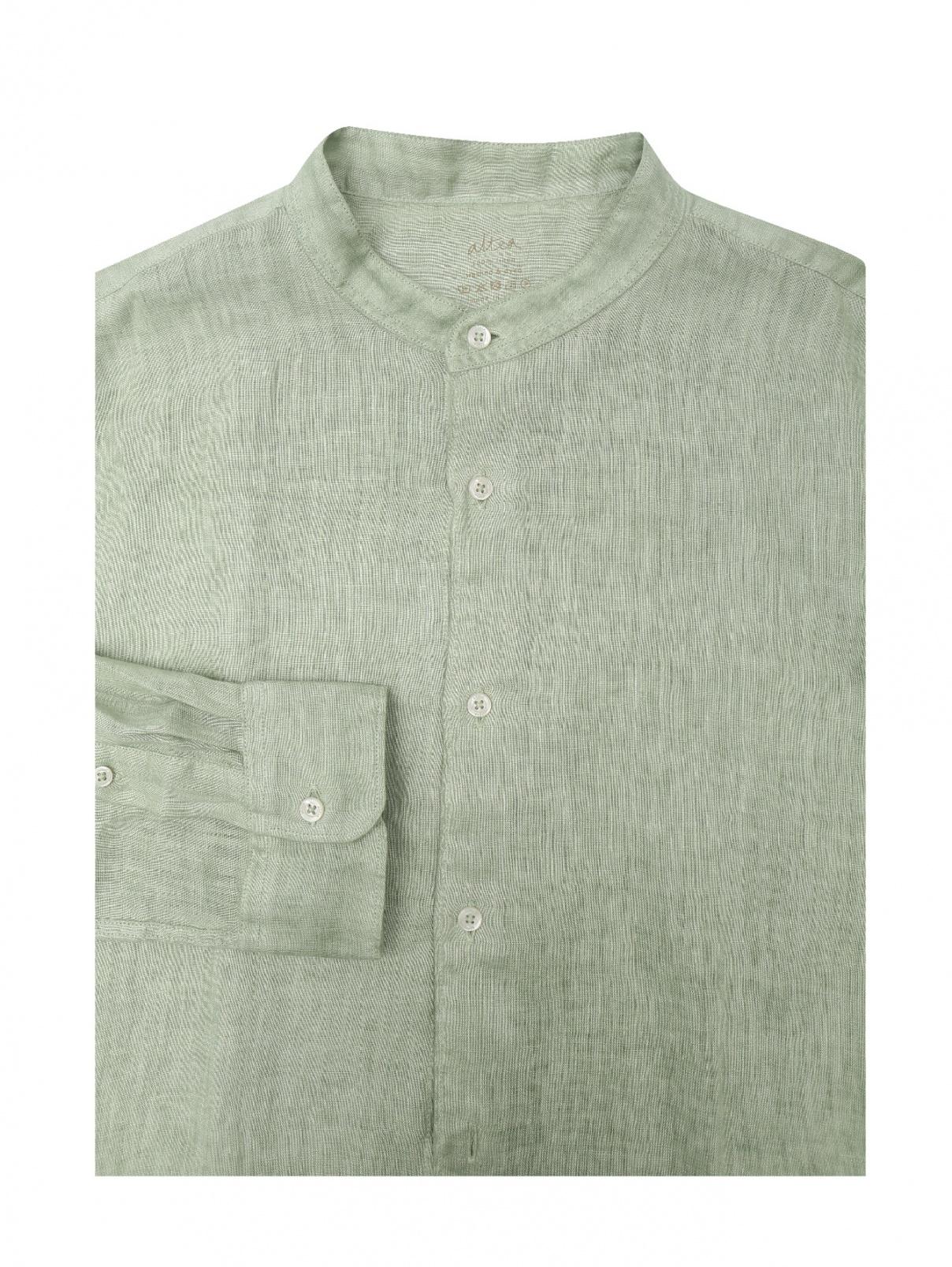 Рубашка льняная Altea  –  Общий вид
