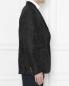 Пиджак однобортный из льна с узором Etro  –  МодельВерхНиз2