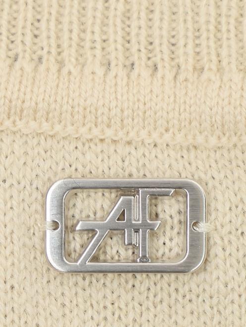 Свитер из шерсти и кашемира Alberta Ferretti - Деталь1