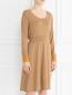 Платье из шерсти Paul Smith  –  Модель Верх-Низ