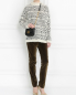 Джемпер из шерсти с узором Etro  –  Модель Общий вид