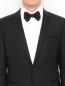 Классический костюм из шерсти Emporio Armani  –  Модель Общий вид3