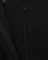 Укороченные брюки из смешанной шерсти Alberta Ferretti  –  Деталь1