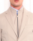Пиджак из хлопка с отстегивающимся подкладом Corneliani ID  –  Модель Общий вид1