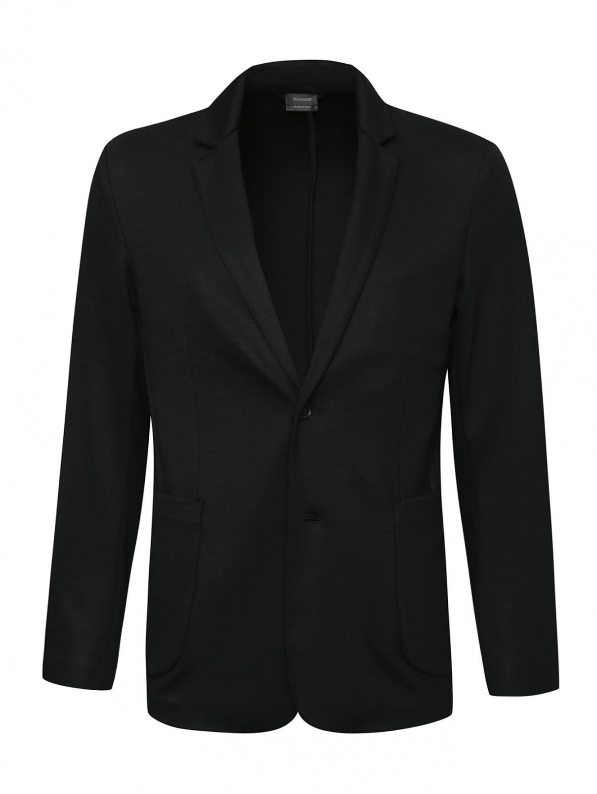 Пиджак из шерсти Jil Sander  –  Общий вид
