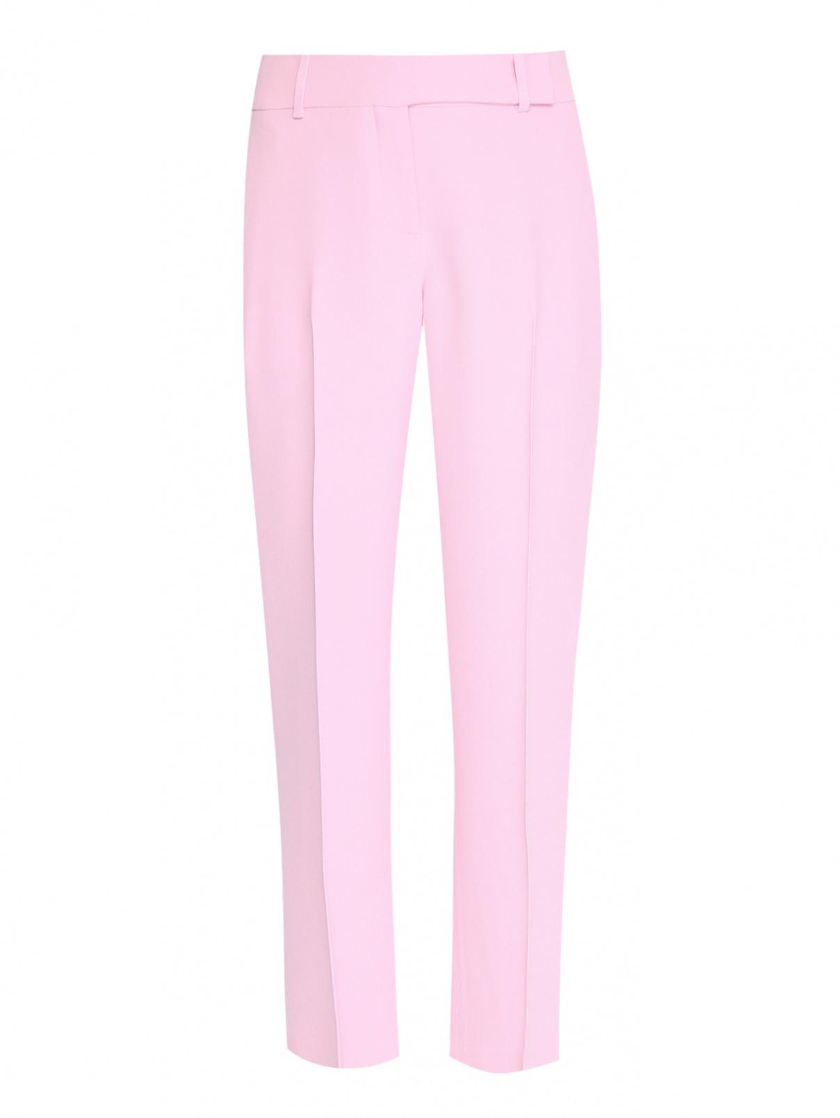 Укороченные брюки с боковыми карманами Ermanno Scervino  –  Общий вид