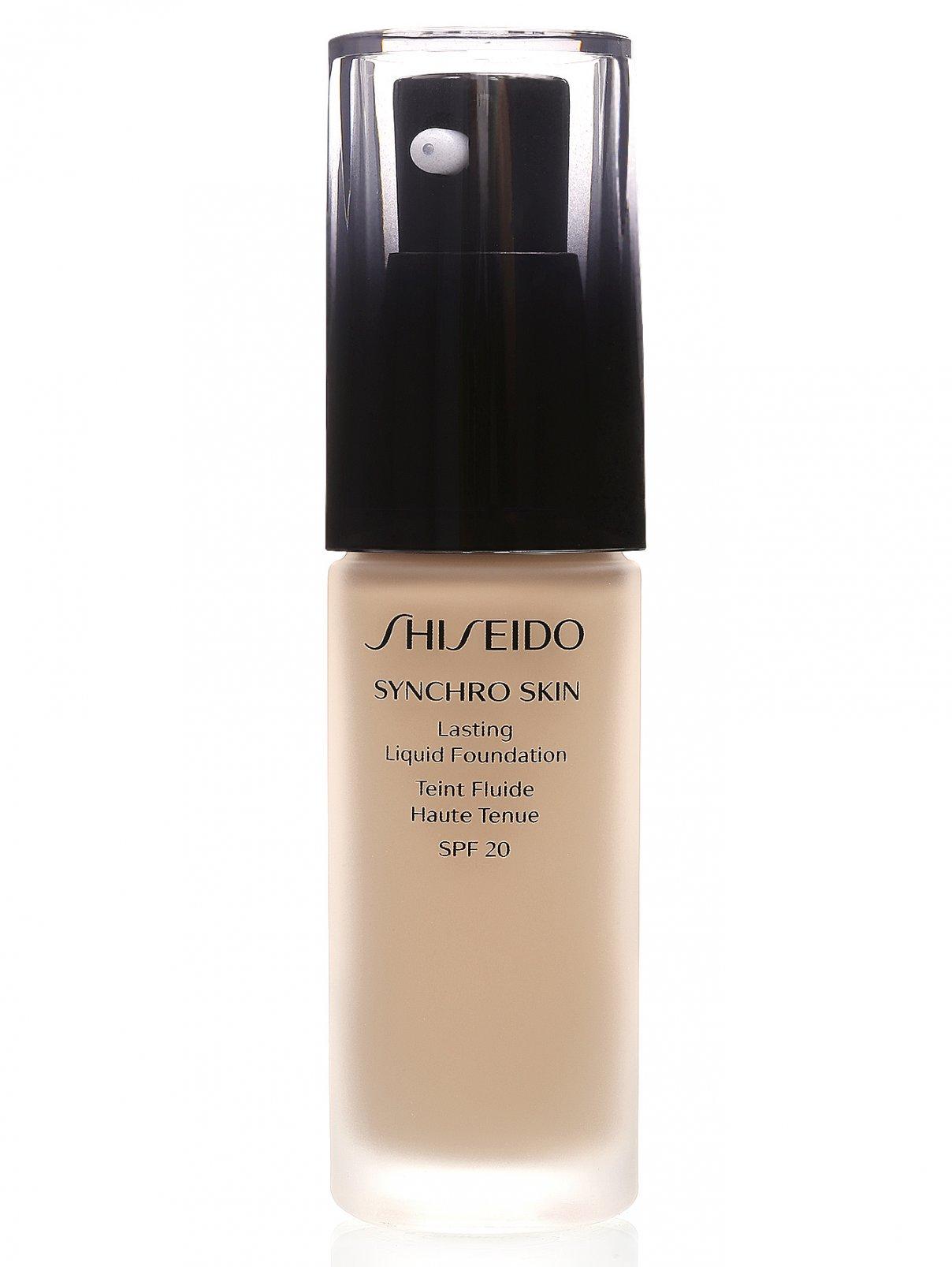 Тональное средство - Rose 1, Synchro Skin, 30ml Shiseido  –  Общий вид
