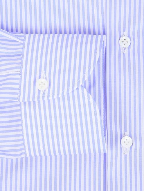 Рубашка из хлопка с узором Carrel - Деталь1