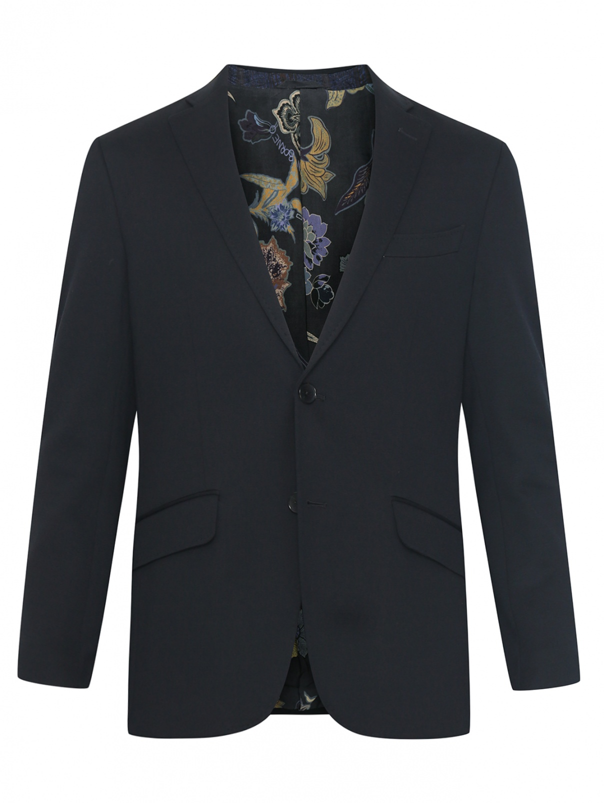 Пиджак из хлопка Etro  –  Общий вид