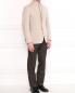 Пиджак из хлопка с отстегивающимся подкладом Corneliani ID  –  Модель Общий вид