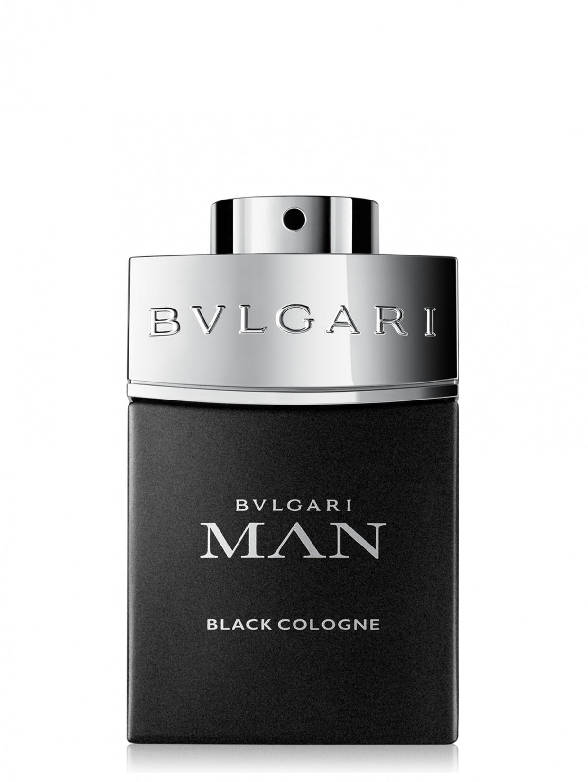 Туалетная вода - Man Black Cologne, 60ml BVLGARI  –  Общий вид