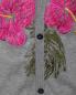 Кардиган из хлопка с узором Jean Paul Gaultier  –  Деталь