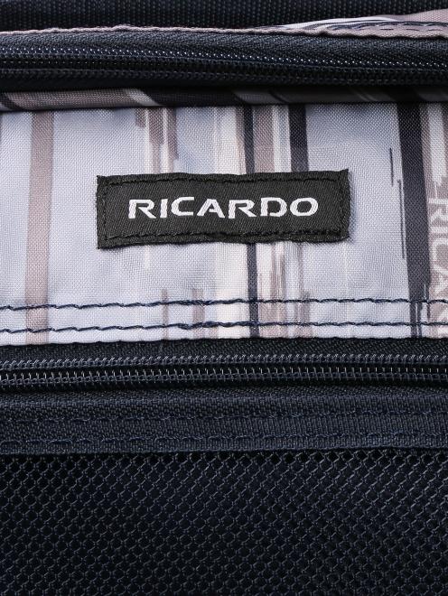 Чемодан со вставками из кожи Ricardo Beverly Hills - Деталь1