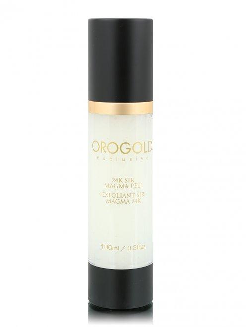 Мужской пилинг вулканический Face Care Oro Gold Cosmetics - Общий вид