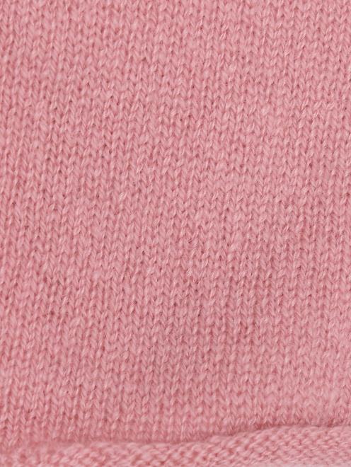 Костюм из кашемира с вышивкой Tomax - Деталь