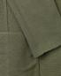 Пиджак трикотажный из хлопка LARDINI  –  Деталь