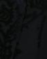 Пальто однобортное из шерсти Etro  –  Деталь