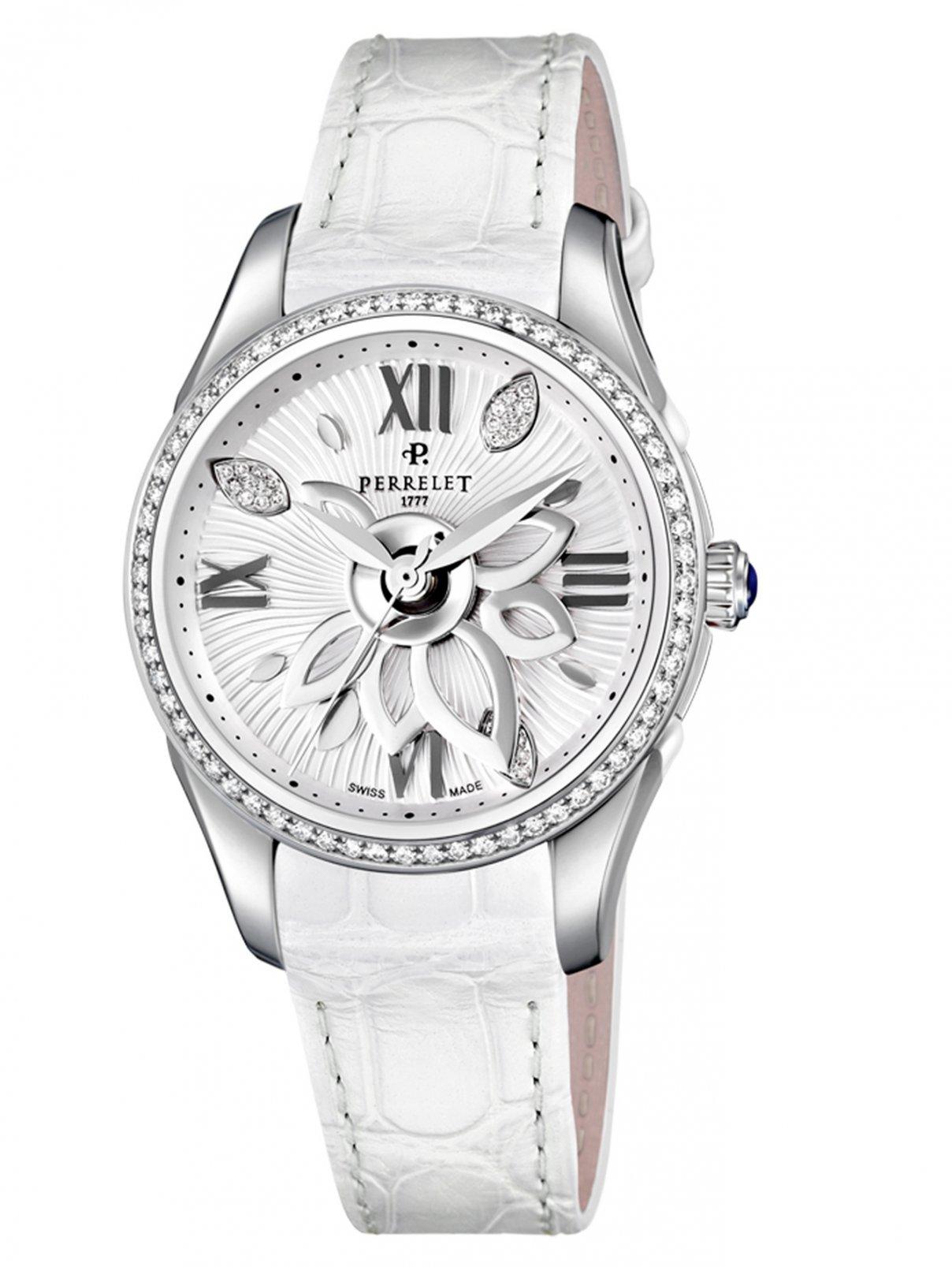 Часы A2066/1 New Diamond Flower Perrelet  –  Общий вид