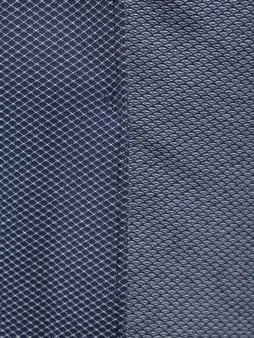 Пиджак из хлопка с узором - Деталь2