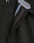 Брюки прямого кроя из шерсти PT01  –  Деталь1
