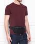 Поясная сумка из текстиля Bally  –  МодельВерхНиз