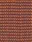 Галстук трикотажный из шелка LARDINI  –  Деталь
