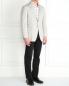 Пиджак из хлопка с боковыми карманами Etro  –  Модель Общий вид