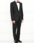 Классический костюм из шерсти Emporio Armani  –  Модель Общий вид
