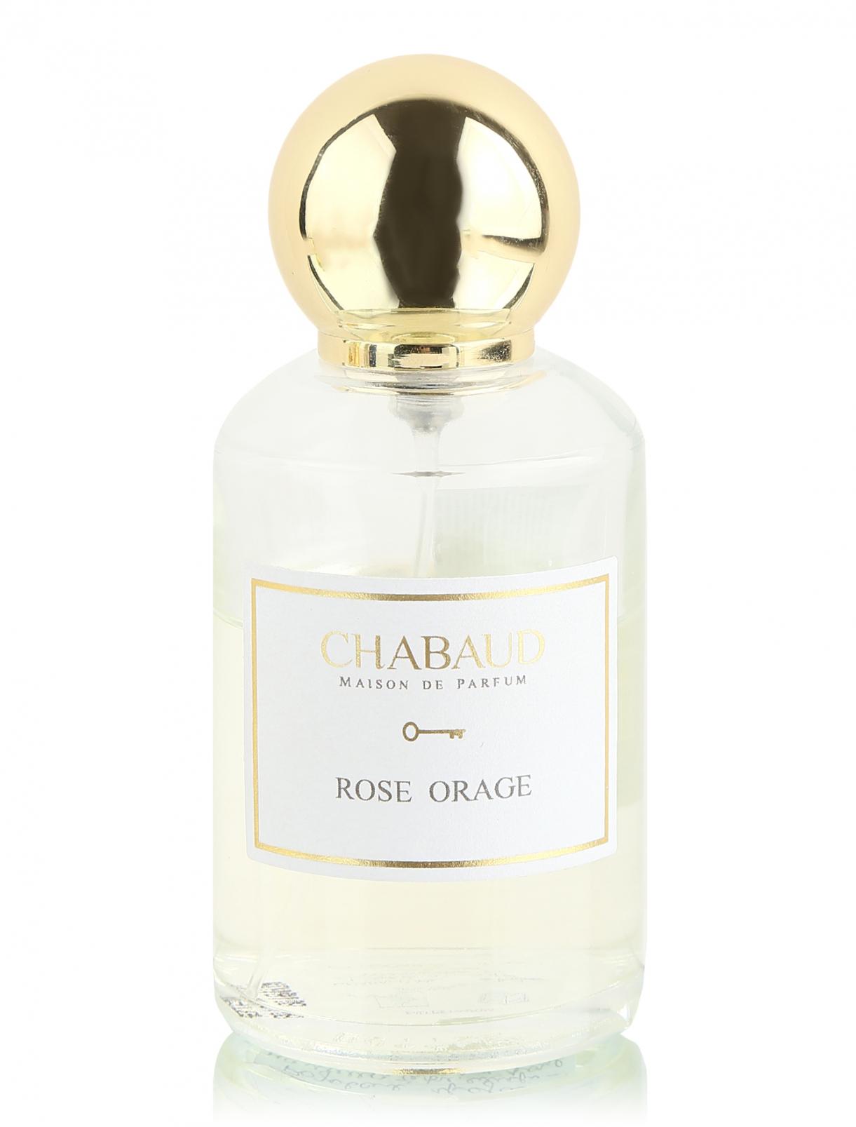 Парфюмерная вода 100 мл Rose Orage Chabaud Maison  –  Общий вид