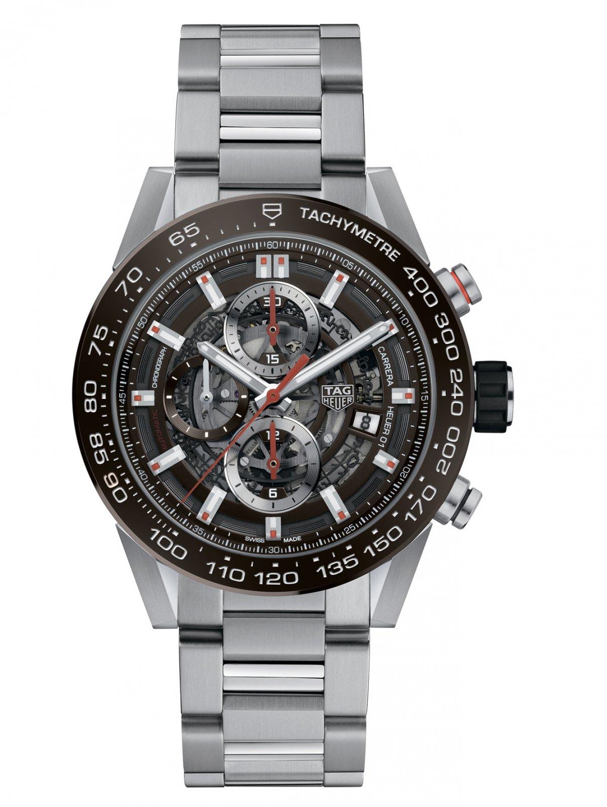 Часы CAR201U.BA0766 Carrera TAG Heuer  –  Общий вид