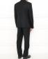 Классический костюм из шерсти Emporio Armani  –  Модель Общий вид2