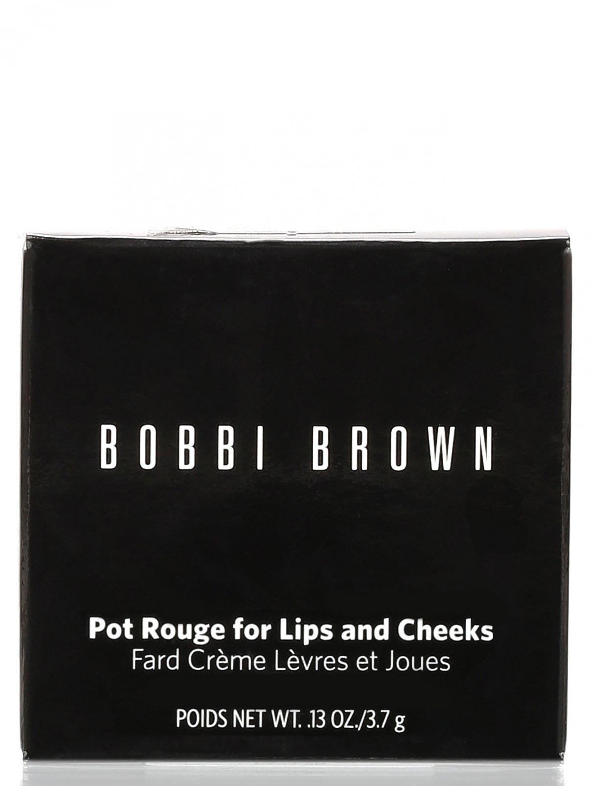 Румяна универсальные - Pale Pink, Cheeks Bobbi Brown  –  Модель Общий вид