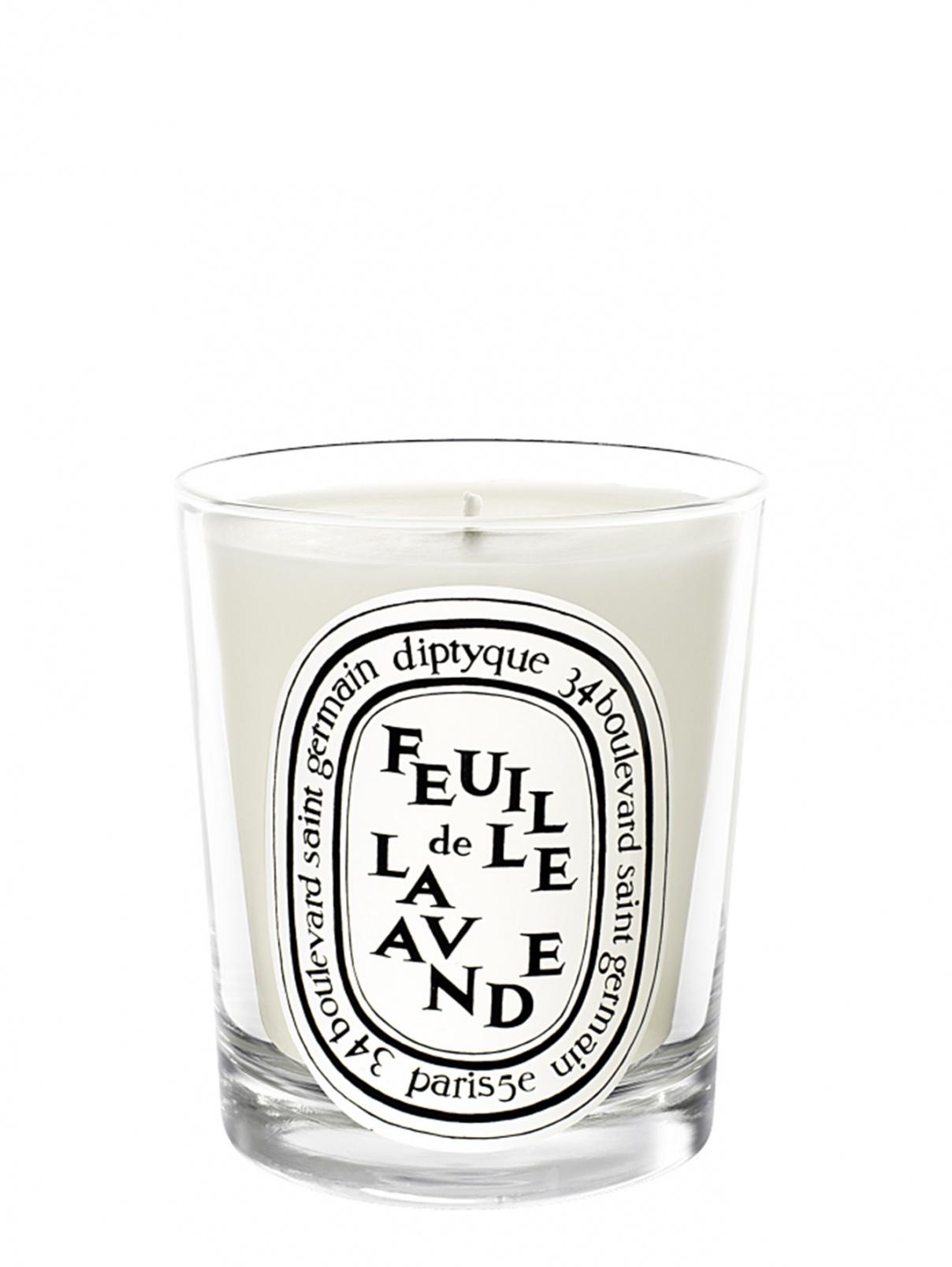 Feuille De Lavande Свеча, 70 г Diptyque  –  Общий вид