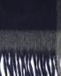 Шарф из кашемира с бахромой Begg&Co  –  Деталь