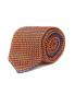 Галстук трикотажный из шелка LARDINI  –  Общий вид