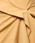 Платье из хлопка с драпировкой Moschino  –  Деталь