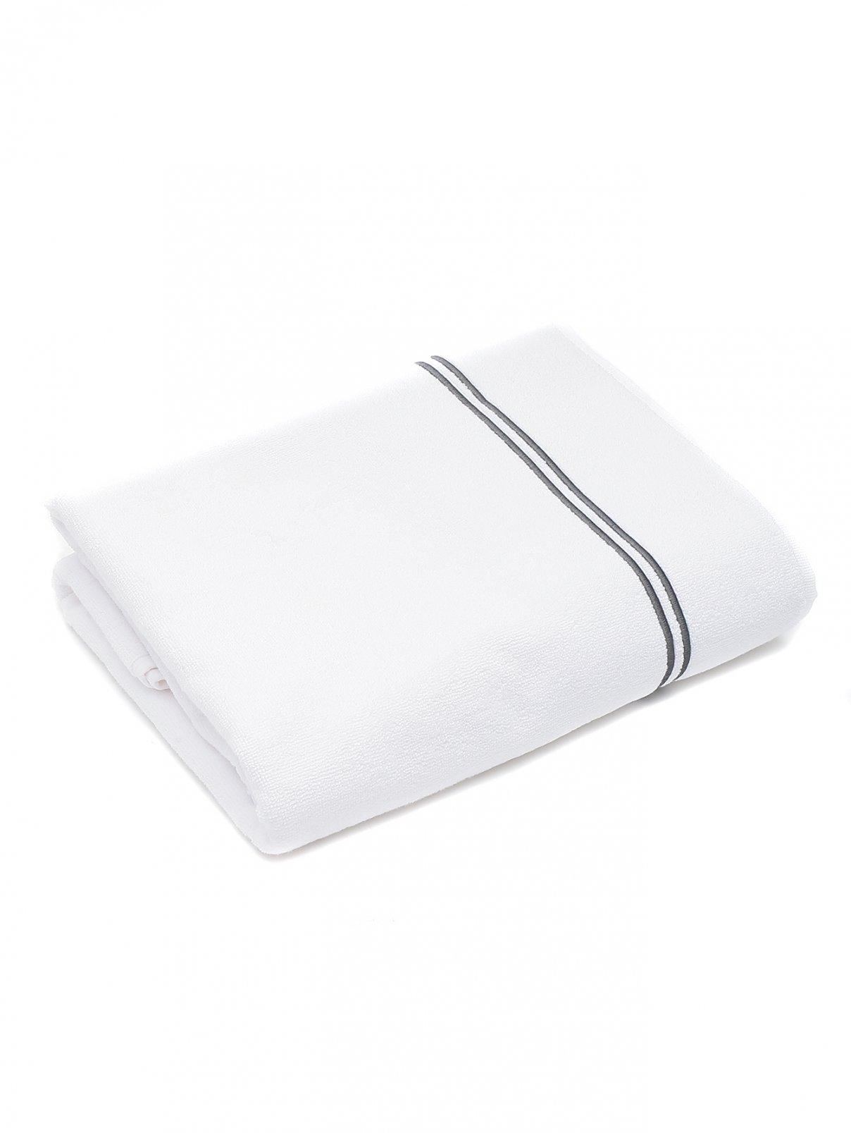 Полотенце из хлопка с контрастной отделкой Frette  –  Общий вид