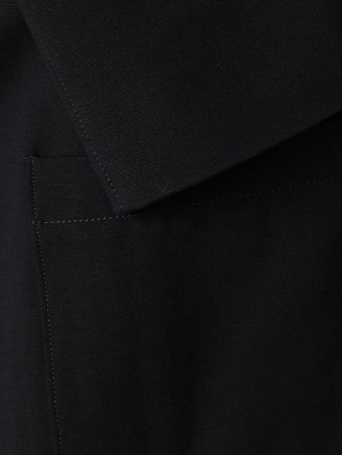 Пиджак однобортный - Деталь